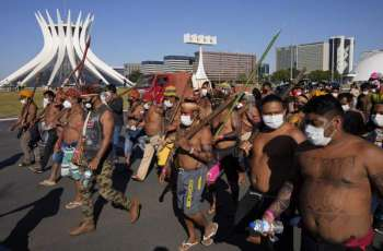 Brazil's Indigenous People Protest Against Land Law - Reports