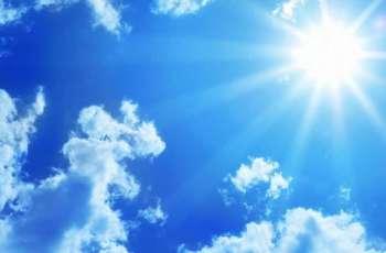طقس الغد صحو حار نهاراً
