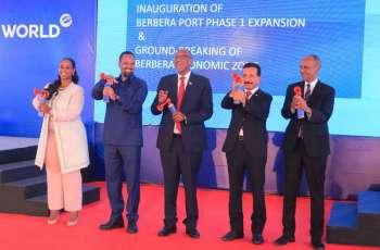 DP World, Somaliland open new terminal at Berbera Port