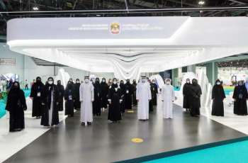 MoHAP, EHS conclude participation at Arab Health 2021