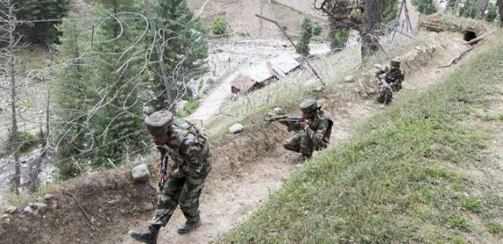 Four Killed in Attack on Police Station in North Kashmir - Gov't  ..