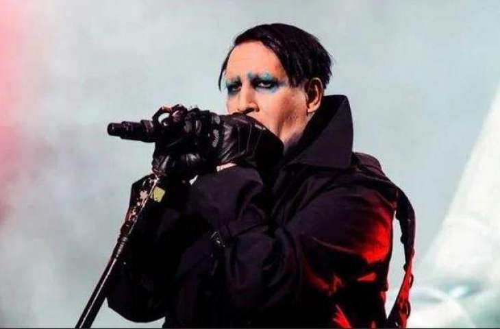 Marilyn Manson to Turn Himself in Following Accusation of Videographer Assault - Reports