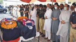 مقتل رجلین من الشرطة اثر ھجوم علی فریق تطعیم ضد شلل الأطفال فی مدینة مردان