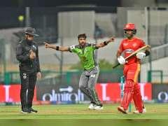 أبوظبي تستضيف مباريات الدوري الباكستاني الممتاز للكريكيت