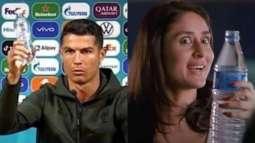 Kareena Kapoor shares Coca Soda meme from Jab We met following Cristiano Ronaldo's removal of CocaCola