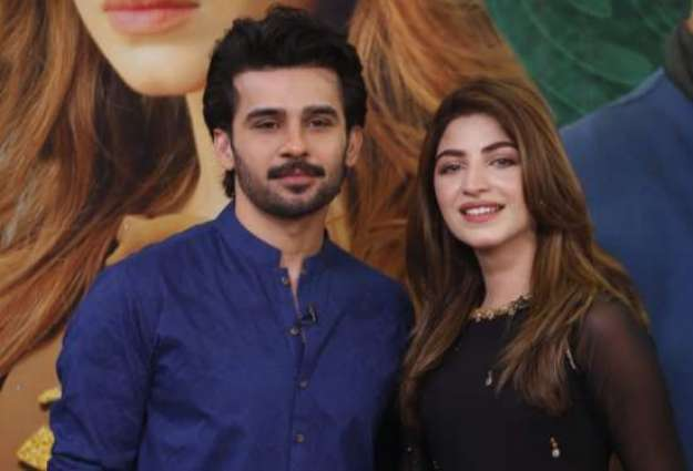 Viewers can's stop gushing about Fahad Sheikh and Kinza Hashmi's on screen couple