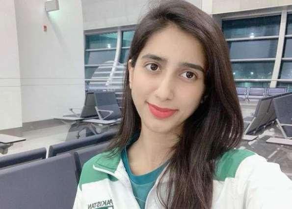 Mahnoor Shahzad to represent Pakistan in Tokyo Olympics