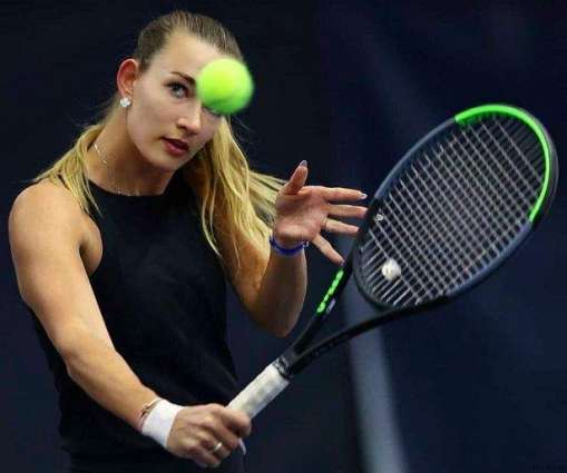 Russian Tennis Federation Aware of Sizikova's Detention in Paris