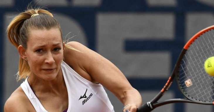 Russian Tennis Player Sizikova Released From Custody in Paris - Prosecutor's Office