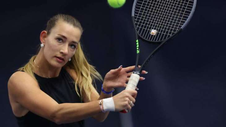 Russian Tennis Player Released From Custody in Paris - Prosecutor's Office