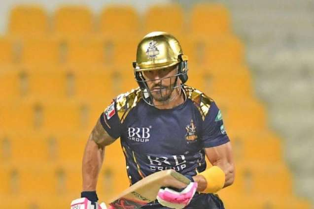 Faf du Plessis faces memory loss following concusion injury in PSL 6 match