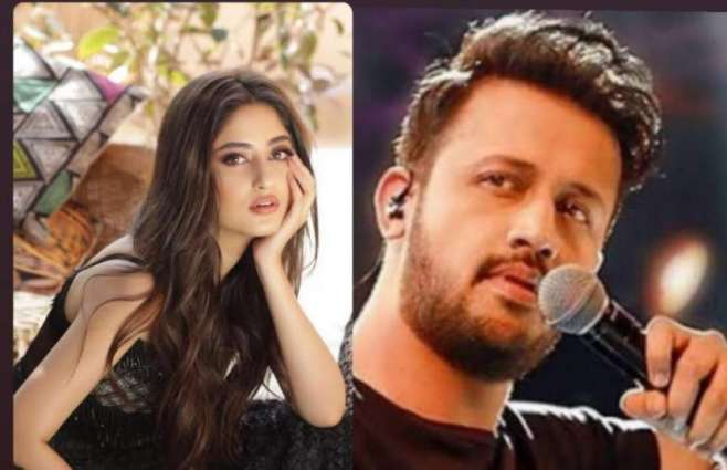 Sajal Aly to appear in Atif Aslam's new video song 'Rafta Rafta'