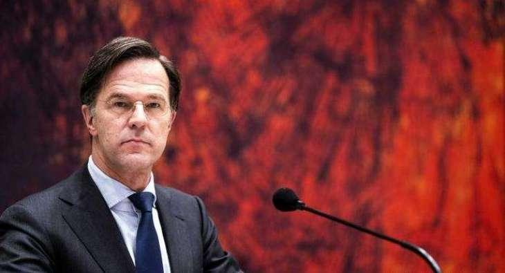 Dutch Prime Minister Says NATO, Russia Should Maintain Dialogue Despite Concerns