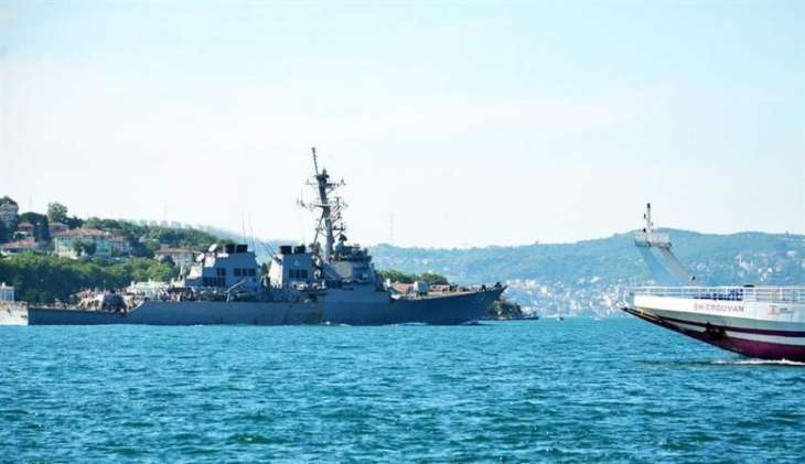 Two NATO Ships Enter Black Sea, Monitored by Russian Navy - Moscow
