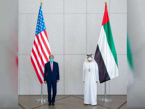 UAE, US Climate Envoys meet to build momentum on climate action ahead of COP 26