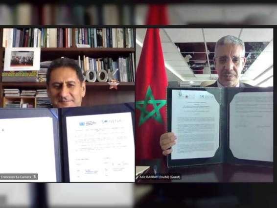 IRENA and Morocco sign strategic partnership