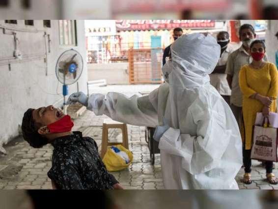 """الهند تسجل 2726 وفاة و 60471 إصابة جديدة بـ""""كورونا"""""""