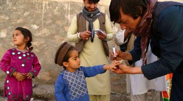 مقتل أربعة من العاملین فی التطعیم ضد شلل الأطفال ثر ھجوم مسلح فی أفغانستان