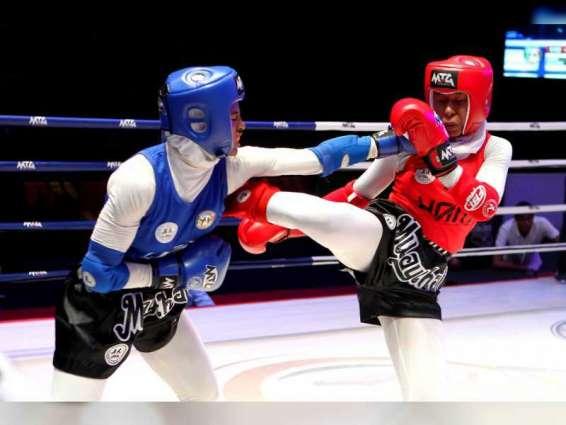 """""""اتحاد المواي تاي"""" يرحب بتوصية """"تنفيذي اللجنة الدولية"""" اعتماد اللعبتين ضمن أنشطة الألعاب الأولمبية"""