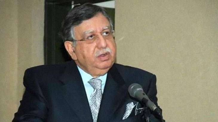 Shaukat Tarin warns of strict action against non-tax payers