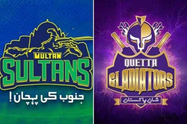 Today PSL 6 Match 25 Multan Sultans Vs. Quetta Gladiators 16 June 2021: Watch LIVE on TV