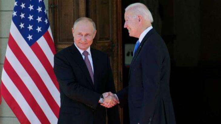 Putin, Biden Touched Upon Potential Mutual Recognition of COVID-19 Vaccines