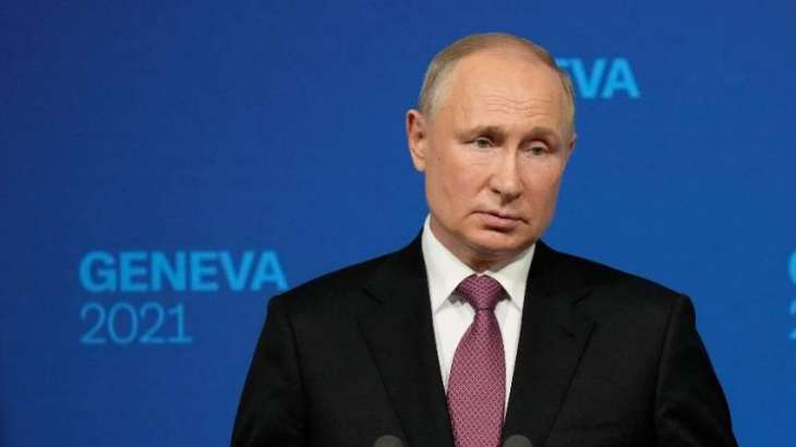Putin Says After Talks With Biden There Is Glimpse of Hope for Better Trust