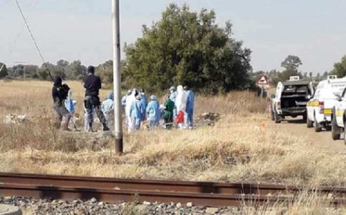 South African Police Find 20 Bodies Outside Unused Mine