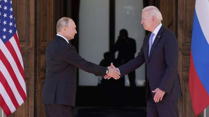 Putin Says Conversation With Biden Was Frank, Without Any Pressure