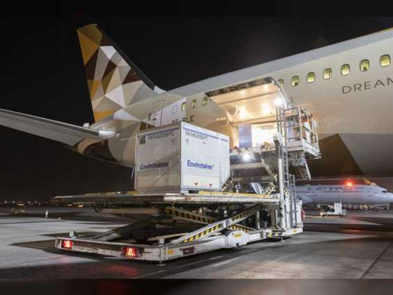 Abu Dhabi first city globally to receive maiden shipment of new revolutionary anti COVID-19 medication