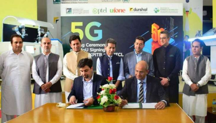 Khyber Pakhtunkhwa hosted 5G trial in a limited environment