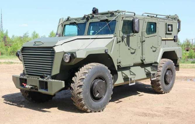 Russian Military to Receive First Batch of 'Partner' Armored Vehicles in 2021
