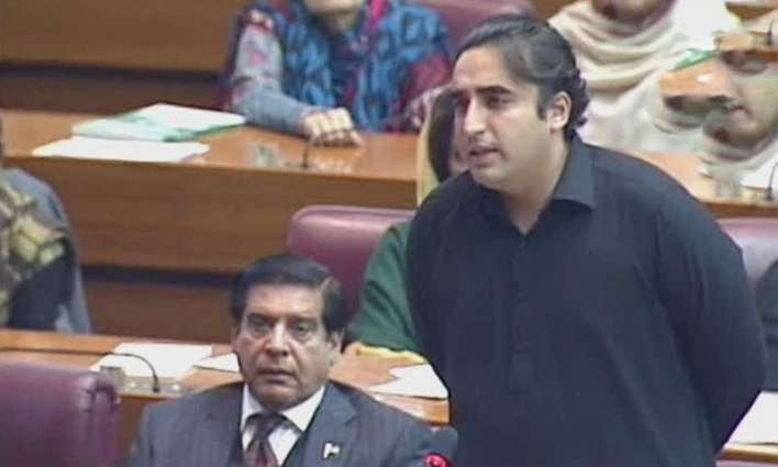 'We'll not let you pass this new law,' says Bilawal Bhutto, rejecting Imran Khan's decision of e-Voting