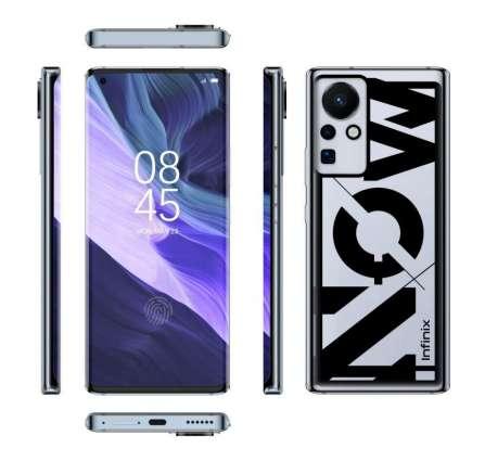 New Leaks Predict Futuristic Curve Design in Upcoming Infinix Smartphone