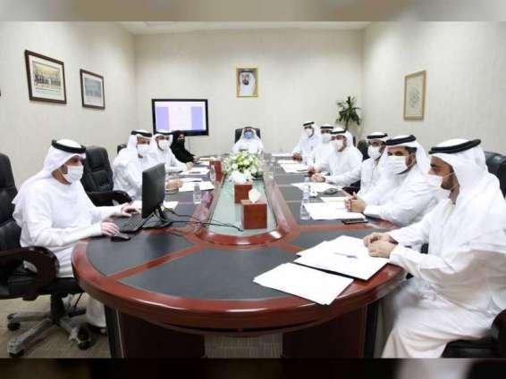 هيئة مكتب استشاري الشارقة تشيد بدعم حاكم الشارقة وولي عهده
