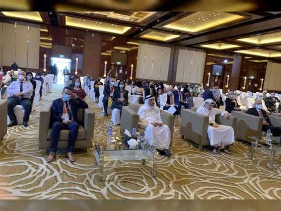انطلاق مؤتمر الإمارات السابع عشر للعناية الحرجة بدبي