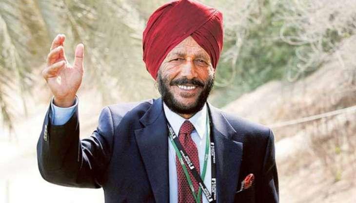 "India's top athleteMilkha Singh"" passes away"