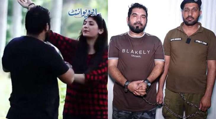 القبض علی نجم مواقع التواصل الاجتماعي بتھمة تحرش جنسي بفتیات علی شوارع