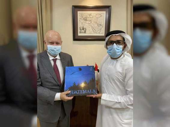 Sharjah explores new avenues of cooperation with Guatemala