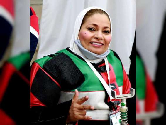 Shooter Ayesha Al Muhairi becomes first Emirati to qualify for Tokyo Paralympic Games