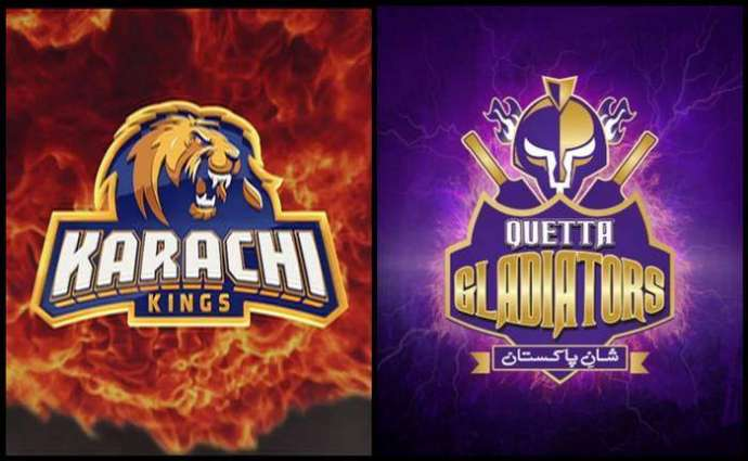Today PSL 6 Match 29 Karachi Kings Vs. Quetta Gladiators 19 June 2021: Watch LIVE on TV