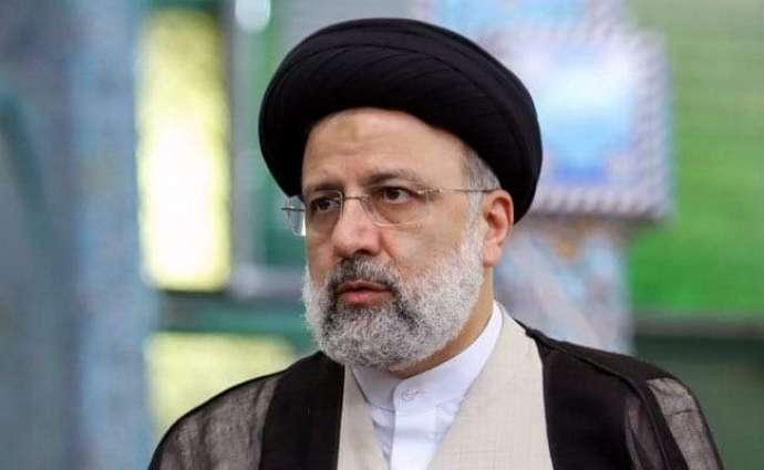 Foreign Leaders Congratulate Iran's President-Elect Raisi