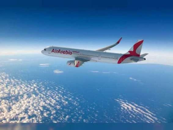 Air Arabia resumes flights to Baku