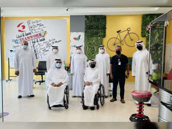 """ورشة حكومة دبي"""" تناقش أحدث الابتكارات في صيانة المركبات مع """"نادي دبي لأصحاب الهمم"""""""