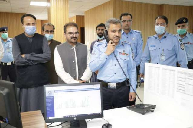 Islamabad police launch helpline, set up desk to lodge complaints against cops