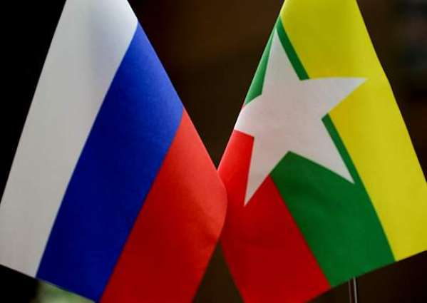 Russia's Patrushev, Myanmar's Military Leader Confirm Readiness to Boost Cooperation