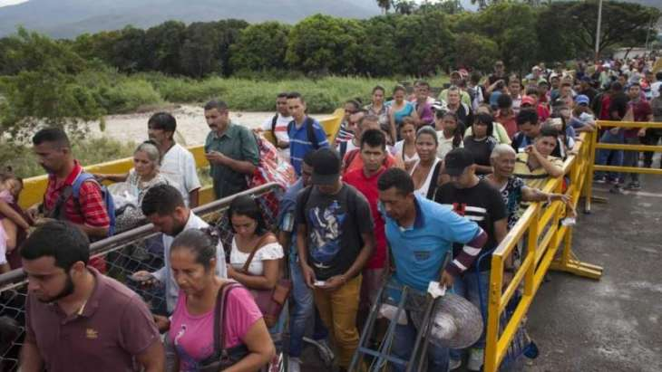 UN High Commissioner for Refugees Thanks Colombia for Migration Policy Toward Venezuelans