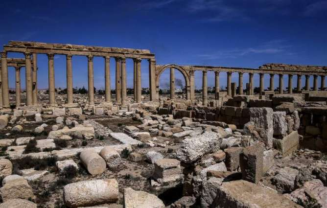 Archaeologists to Exhibit Joint Projects With Russian Military on Saving Syrian Heritage