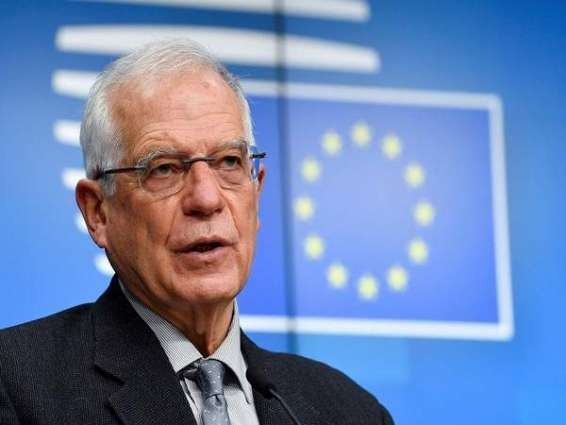 EU Foreign Ministers Discussed Joint Communication on Bloc-Russia Relations - Borrell