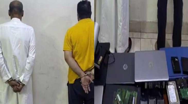القبض علی باکستاني بتھمة تکسیر زجاج السیارات و سرقة ما بداخلھا فی منطقة الریاض بالسعودیة